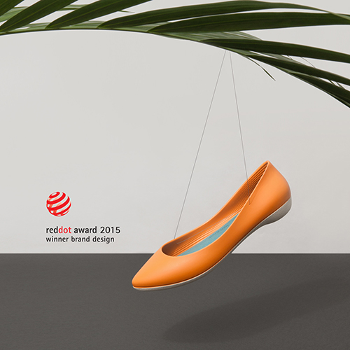 2015 Red Dot Design Award Winner